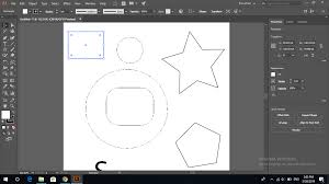 Circle Tool Doesnt Seem To Work In Adobe Illustrator Cc Graphic
