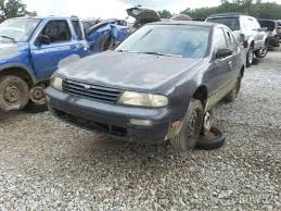 Row52 1996 Nissan Altima At Barrys U Pull It Mobile