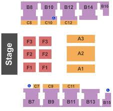 Salem Civic Center Tickets And Salem Civic Center Seating