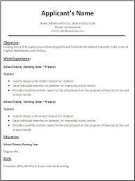 Resume Template Word 2007. Proper Resume Format 89 Glamorous ...