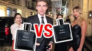 <b>Bleu de Chanel</b> EDT vs <b>Bleu De Chanel</b> EDP