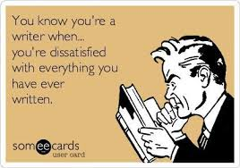 Image result for worried author someecards