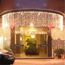 home lighting decoration. 6M X 1M 256 LED Outdoor Party Christmas Xmas String Fairy Wedding /Hotel/Festival /Novelty Light Curtain -deal To Creat A Good Mood For Holidays Home Lighting Decoration I