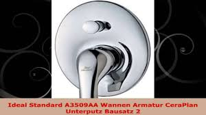 Ideal Standard Armatur Dusche Konzept Armaturen