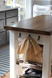 how to antique white furniture. DIY Kitchen Island {from New Unfinished Furniture To Antique!} How Antique White