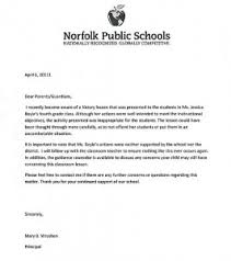 Letter To School Principle Letter Of Complaint To School Principal Sample Templates