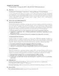 Career Change Resume Samples Free Sample Of Career Change Cover
