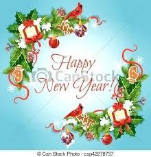 Christmas Photo Frames Templates Free Holiday Frames Happy New Year Holiday Frames Holiday Photo