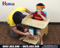Ghế tập ngồi cho trẻ bại não