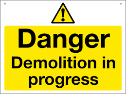 Image result for demolition