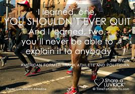 Running Quotes Unique Share A LUV KiCK With Jim Ryun It's Time To Kick BuTs