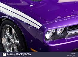 2009 2010 Dodge Challenger RT 5.7 Litre HEMI Plum Crazy Purple ...