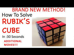 Pattern To Solve Rubik's Cube Stunning How To Solve Rubik's Cube ADDITIONAL MOVES For Part 48 TWISTING