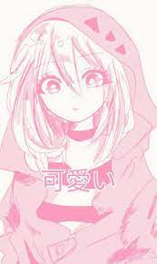 Pink Aesthetic Anime Wallpapers ...