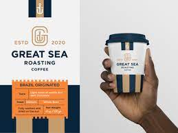 Good packaging is indispensable for your coffee beans, will keep them safe from any harm, prolonging the shelf life up to 9 months in the pantry, and to 3 years if placed in the freezer; Coffee Packaging Designs Themes Templates And Downloadable Graphic Elements On Dribbble