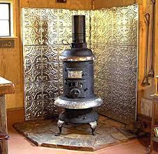 fireplace heat deflector shield mantle uk gallery