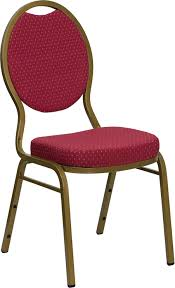 hercules banquet chairs. hercules series teardrop back stacking banquet chair in burgundy patterned fabric - gold frame [fd-c04-allgold-2804-gg] hercules chairs h