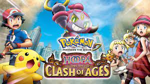 """Uživatel BulbaNewsNOW na Twitteru: """"The UK release of #Pokemon The Movie:  Hoopa and the Clash of Ages is the best-selling anime of 2016, according to  @MangaUK's @AskJeromeMaz!… https://t.co/CAxagoi835"""""""