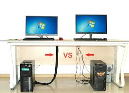 Computer Wire Organizer Computer Cord Organizer Wall Cable Covers Cable  Hiders Floor Cord Furniture Computer Plug ...