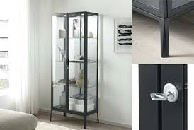 glass door display cabinet glass door cabinet anthracite glass door display cabinet uk