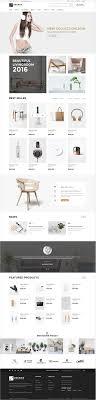 Furniture Website Design Fresh Best 25 E Merce Website Design