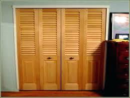 closet sliding door doors for bedrooms mirror wooden hardware