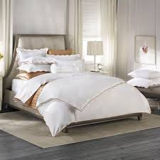 barbara barry peaceful pique luxe bed linens