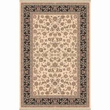 fleur de lis area rug elegant ivory natco area rugs rugs the home depot