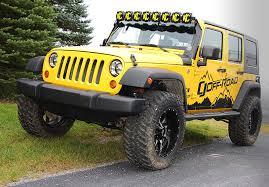 2008 jeep jk wrangler lifted