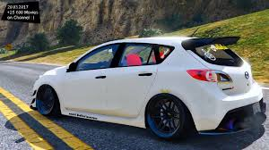mazda 3 hatchback mods | Best Cars Modified Dur A Flex