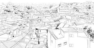 漫画背景テクニック アナログ編 木の描き方 Oyukihans Blog 漫