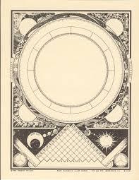 Astrology Birth Chart Art Astrology Chart Book Free