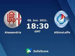 Alessandria AlbinoLeffe Live Ticker und Live Stream - SofaScore