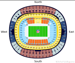 Wembley Stadium Nfl Seating Chart Wembley Stadium Seating Plan Nfl American Football