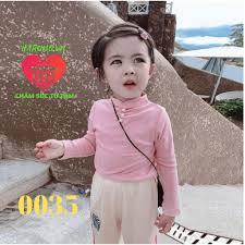 Áo thu đông bé gái phong cách thời trang Hàn Quốc