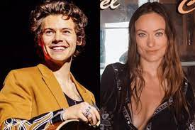 Harry Styles and Olivia Wilde's age ...