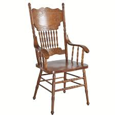 vintage wood dining chairs armchair wooden luxury home furniture oak vintage dining chair with regard to