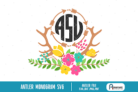 Check out our antlers monogram svg selection for the very best in unique or custom, handmade pieces from our collage shops. Antler Monogram Svg Png Free Antler Monogram Svg Png Transparent Images 153454 Pngio