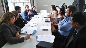 Free Network Project Partners In A Cluster Meeting In El Salvador