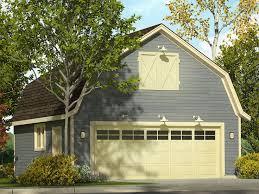 Gambrel Roof Plans