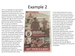 example of a newspaper article analyzing the two newspaper articles homework example