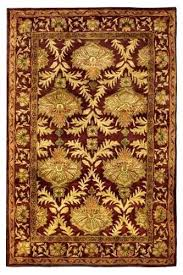 mission style rug rugs runner