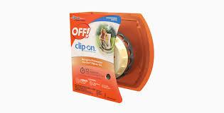 Clip-On Mosquito Repellent