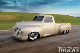 1949 Studebaker Pickup - Low and Behold - Custom Classic Trucks ...