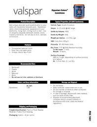 Valspar Sandstone Color Chart Valspar Sandstone Finish Valspar Pdf Catalogs