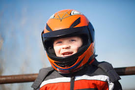 Child Motorcycle Helmet Size Chart
