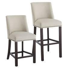 corinne linen bar counter stool bar stools counter pier 1