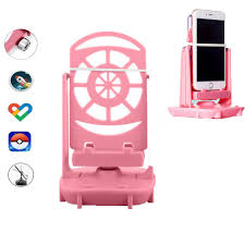 Esimen Steps Counter for Pokemon Go Cellphone Pedometer Accessories Quick  Steps Earning Device with USB Cable, Phone Holder (Super Mute) -Support 2  Phones (Pink)- Buy Online in Bahamas at bahamas.desertcart.com. ProductId :