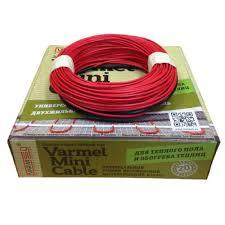 Характеристики модели Греющий <b>кабель Varmel Mini Cable</b> 34 ...