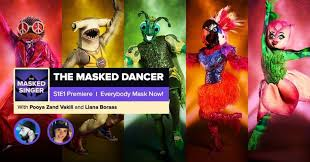 Watch season 1 of the masked dancer anytime on fox! The Masked Dancer Season 1 Premiere Rhapup